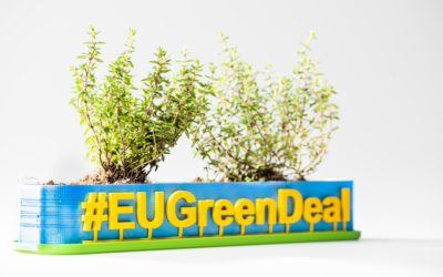 The European Green Deal: driving change in the bottled water industry