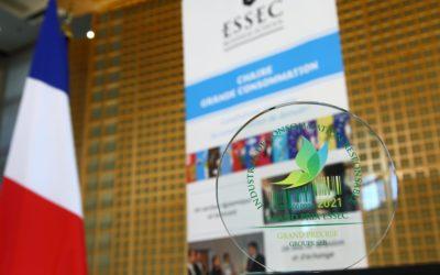 Wattwiller wins responsible business award in FMCG sector