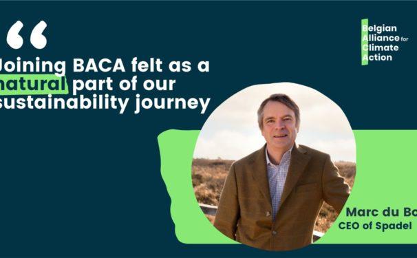 Bart Corijn evaluates one year of BACA